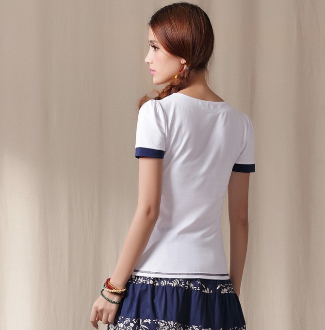 Short-sleeved T-shirt 3