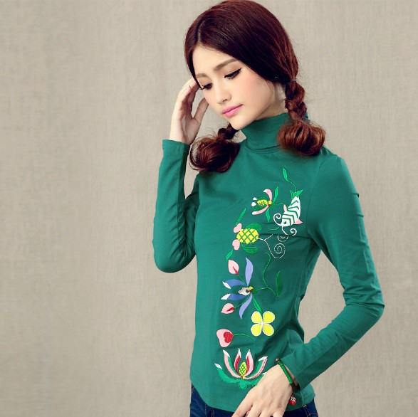 Long-sleeved T-shirt 4
