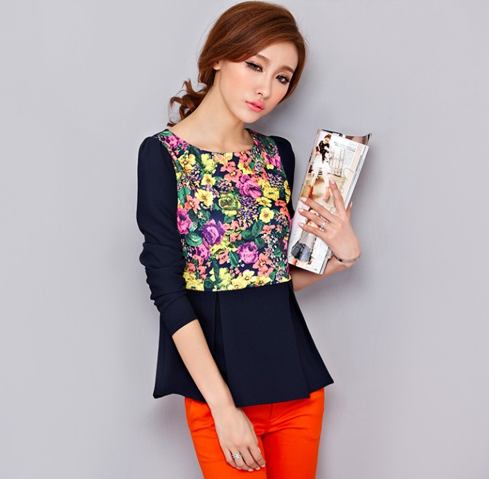 Sleeved Blouse 3