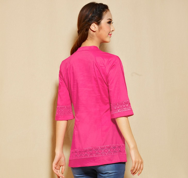 Sleeved Blouse 6