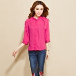 Sleeved Blouse 11